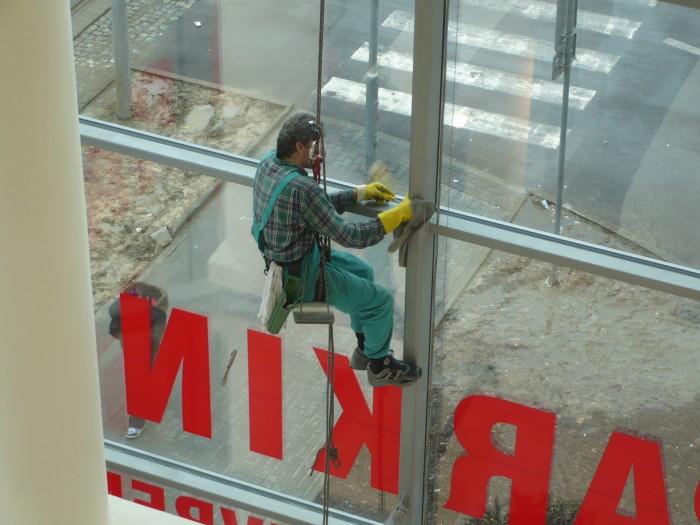Ukázka realizací - Mytí oken